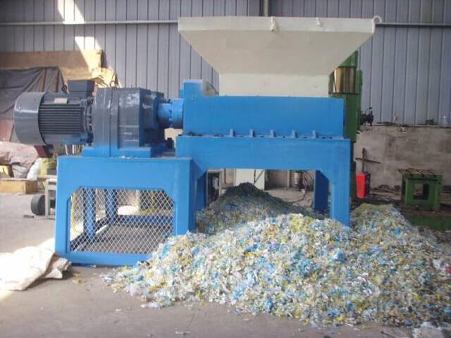 塑料撕碎机多少钱一台